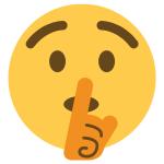 Shh icon